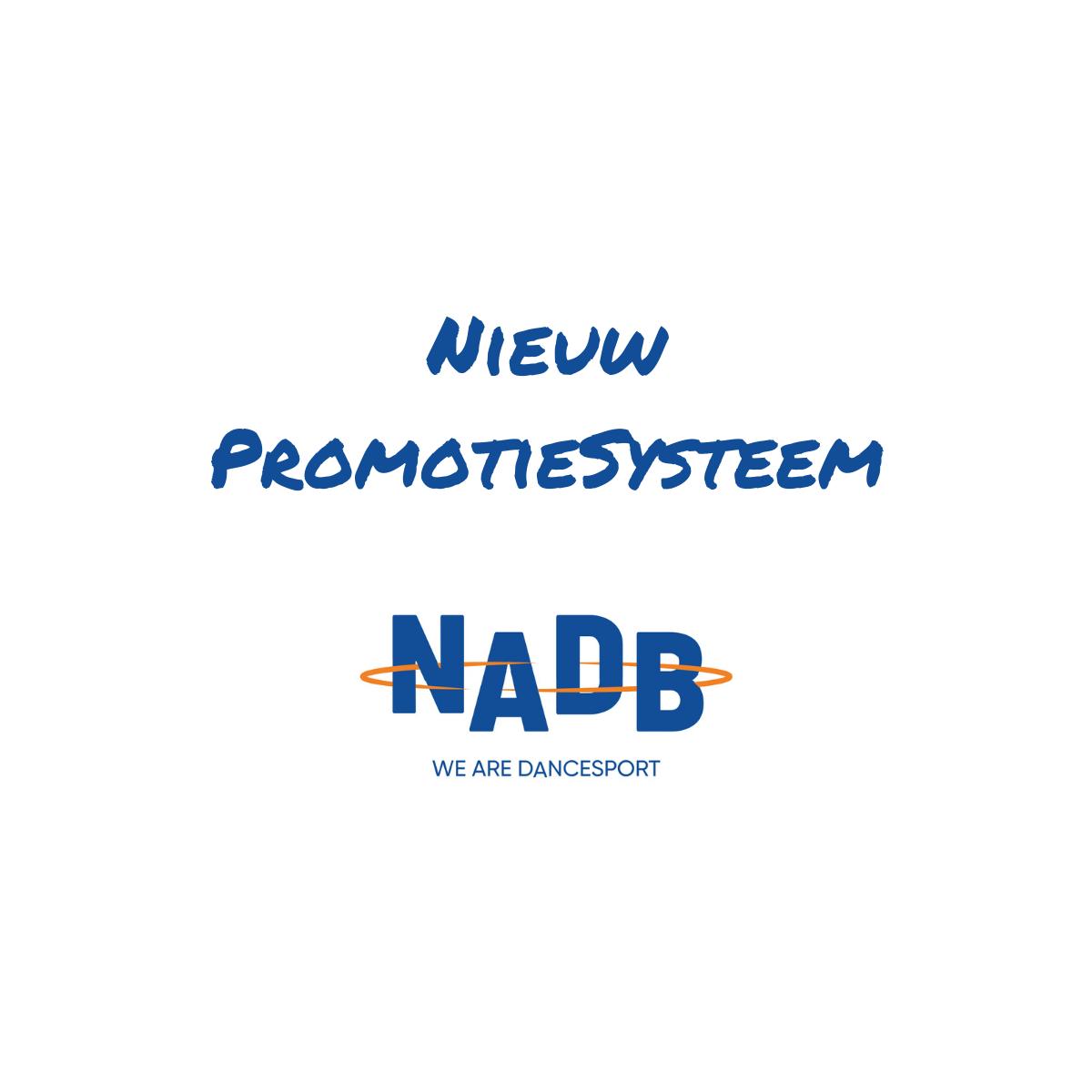 Nieuw promotiesysteem